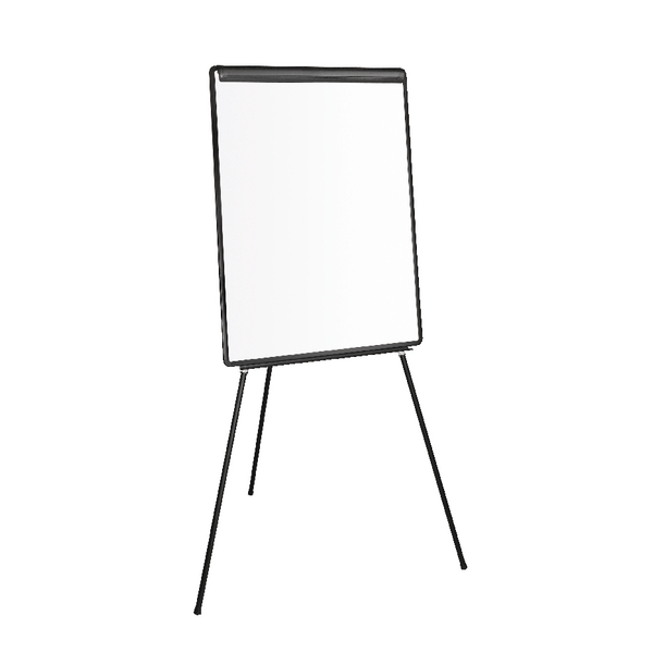Image for Bi-Office White A1 Easy Flipchart Easel EA4600046
