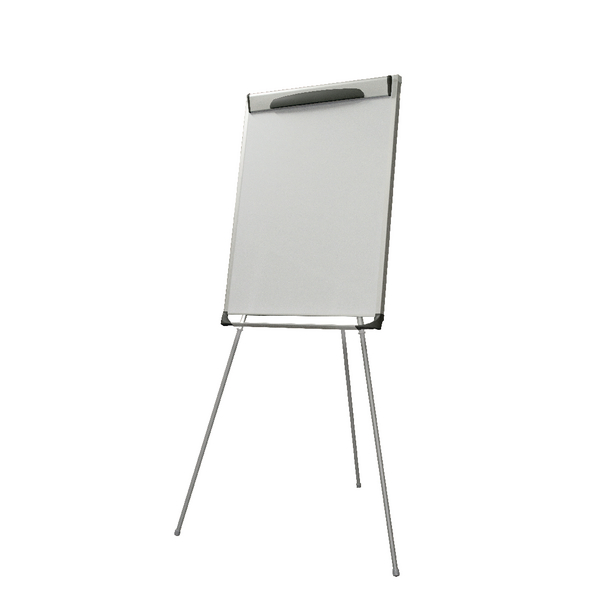 Image for Bi-Office MasterVision Tripod Easel Magnetic 700x1000mm EA23066720