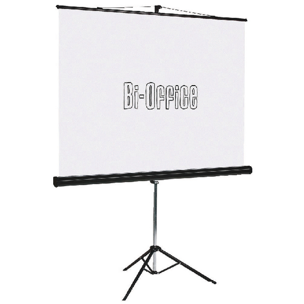 Image for Bi-Office Tripod 1250mm Project Screen