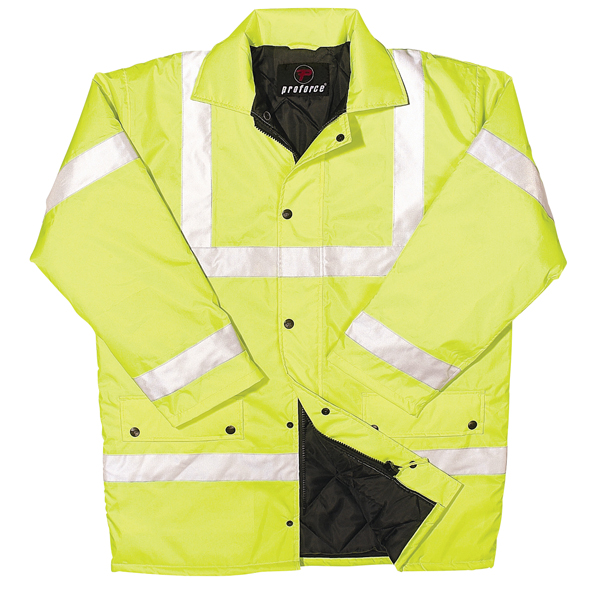 Constructor Jacket Saturn Yellow XL