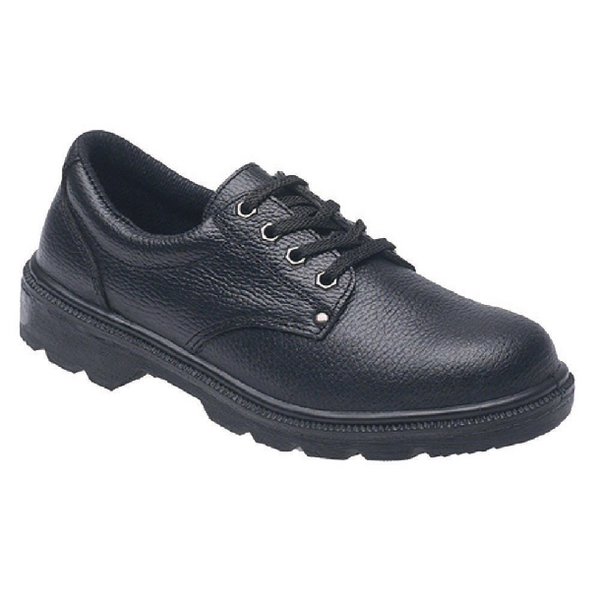 Image for Briggs Industrial Products Toesavers s1p Safety Shoe Size 4 Black 2414