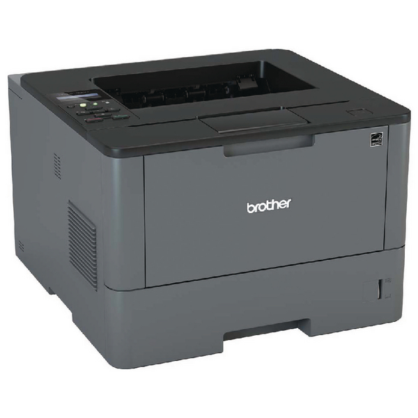 Brother Mono HL-L5100DN Grey Laser Printer HL-L5100DN