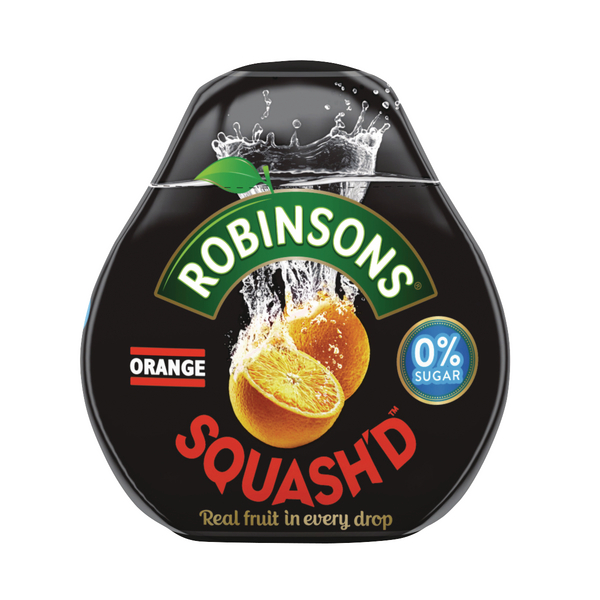 Robinsons Squashd Orange 66ml 0402040