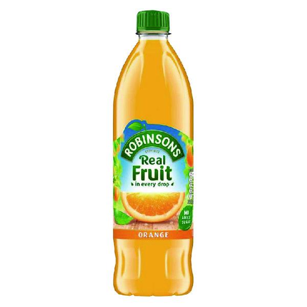 Image for Robinsons Orange Squash No Sugar 1 Litre 4113