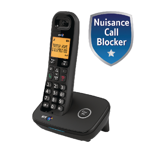 Image for BT 1200 DECT Single Callblocker 086925