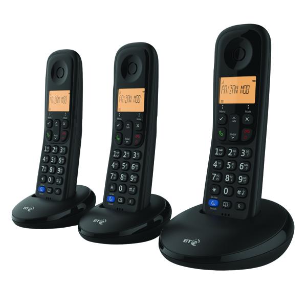 BT Everyday DECT Phone Trio 90663