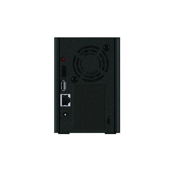 Buffalo LinkStation 220 Series 1TB 2 Bay Desktop Network Attached Storage LS220D0202-EU