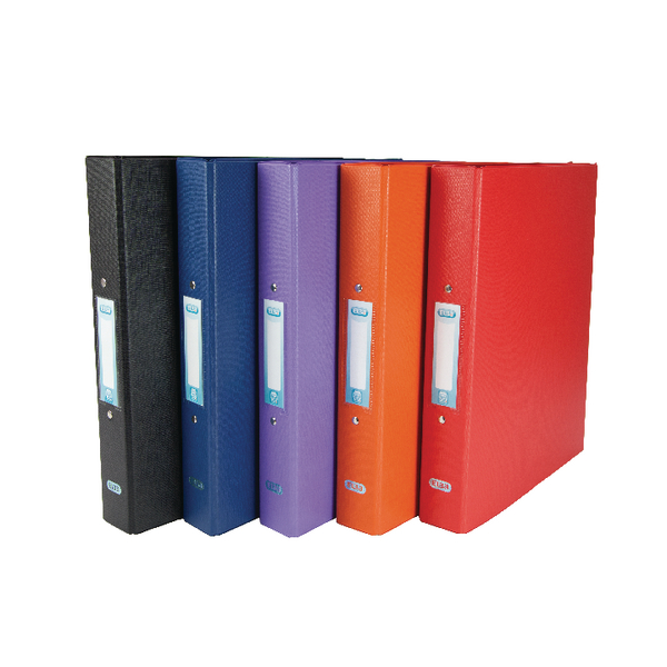Elba A4 Ring Binder 25mm 2 x O Ring (Pack of 10) 400001507