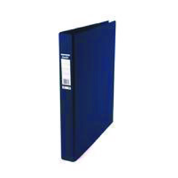 Elba Vision A3 Portrait Blue 30mm 4 D-Ring Binder 100080862