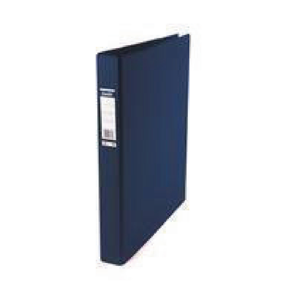 ELBA 4DRING BINDER PVC A3 30MM UPR BLK