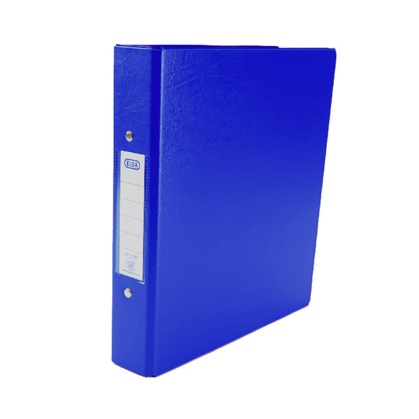 Elba 25mm 2 O-Ring Binder A5 Blue (Pack of 10) 100082443