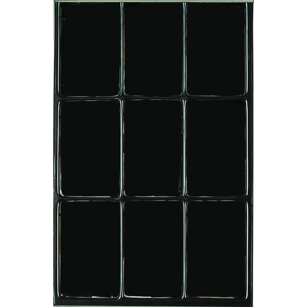 Image for Bisley Multi Drawer Insert Tray Plastic 51mm High 9 Compartments