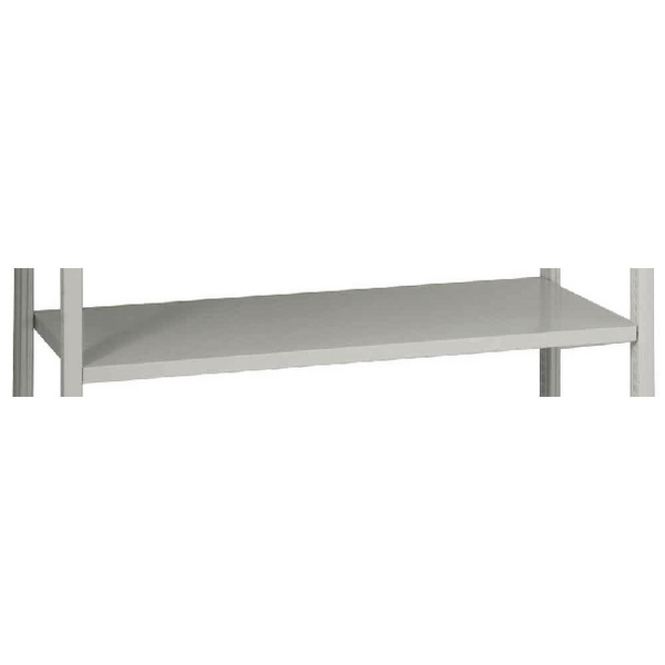 Image for Bisley Shelving Shelf W1000xD460mm Grey 10SH46P1PS-AT4 (0)