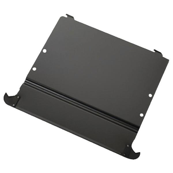 Bisley Filing Cab Compress Plate (Pack of 5) Black