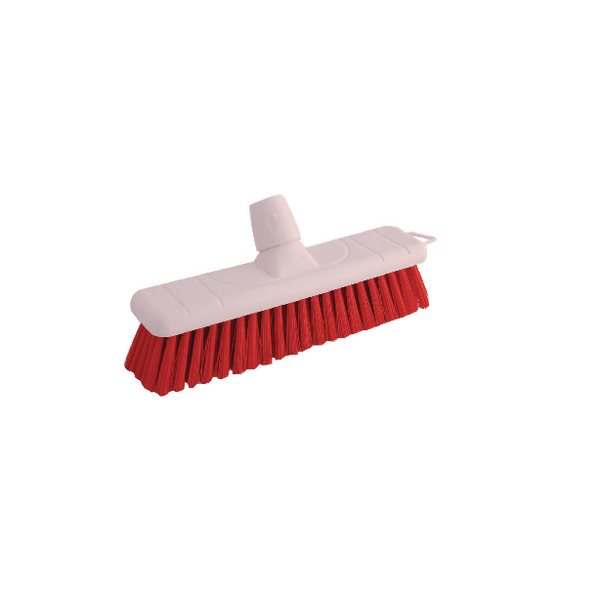 Soft Broom Head 30cm Red P04048