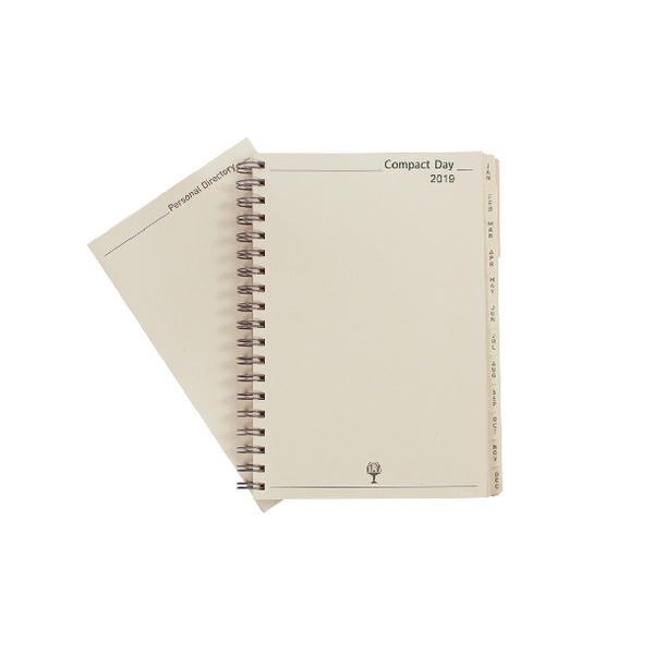 Collins Elite Refill Compact Day Per Page 2019 1140R