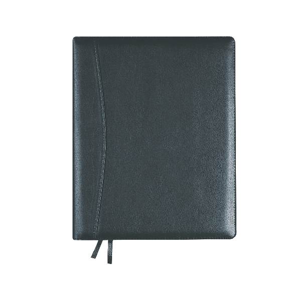 Collins Elite 2019 Compact Day/Page Diary Black 1140V