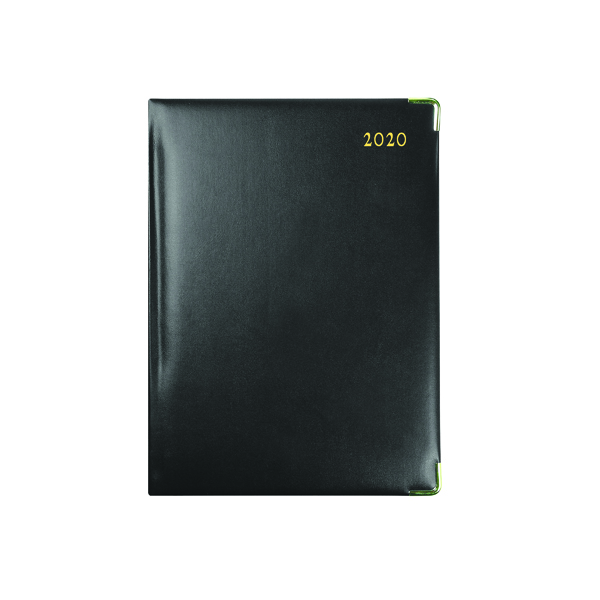 Collins Classic Manager Day Per Page Appointment Diary 2020 1200V
