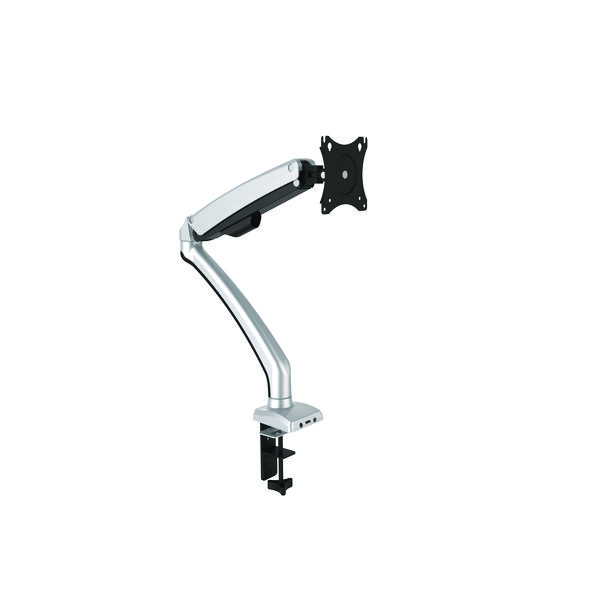 Contour Ergonomics Single Monitor Arm Black JT3306X