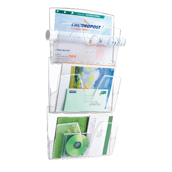 CEP Crystal Reception Wall File (Pack of 3) 170 CRYSTAL