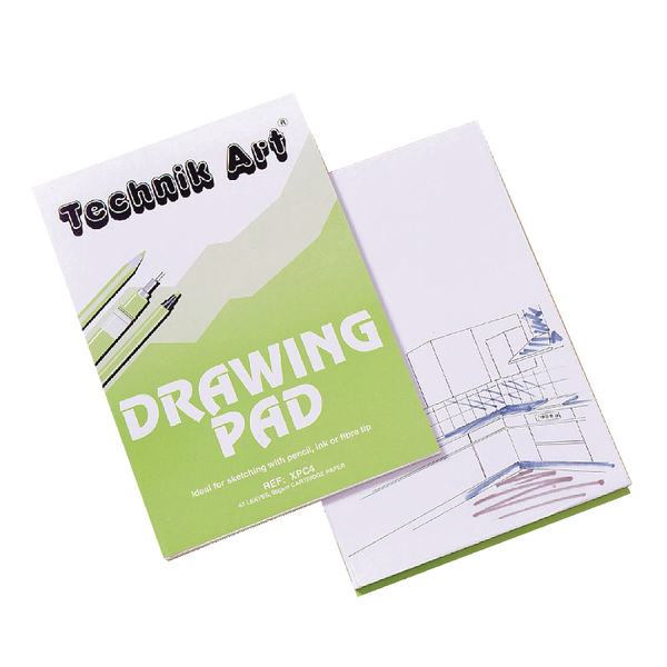 Image for Technik Art Drawing A4 Pad XPC4