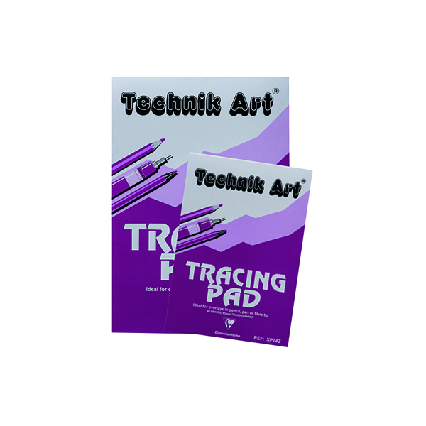Image for Technik A4 Art Tracing Pad 40Sht XPT4