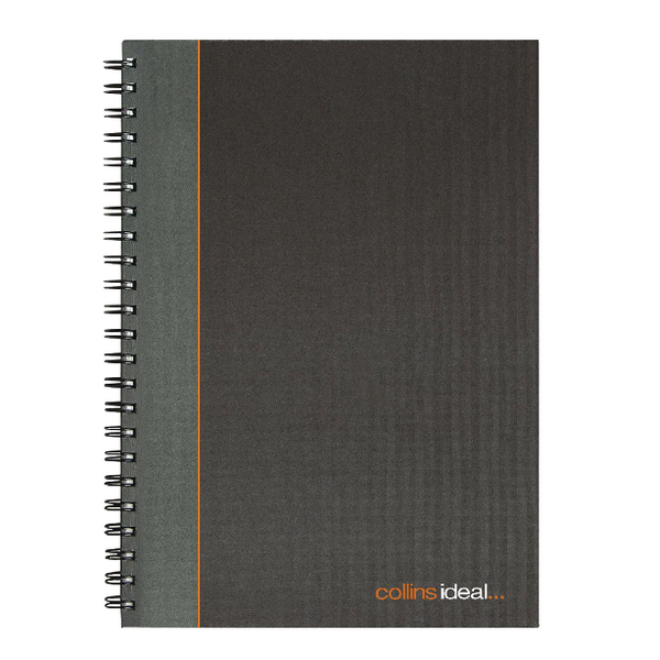 Collins Ideal Feint Ruled Wirebound Notebook A4 6428W