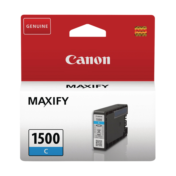 Canon PGI-1500 C Ink Cartridge Cyan 9229B001