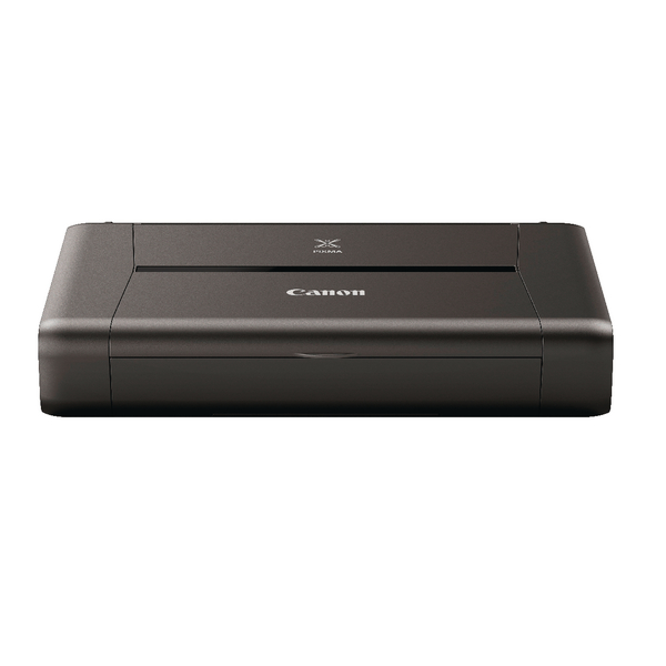 Canon Pixma iP110 Inkjet Mobile Printer Black 9596B008