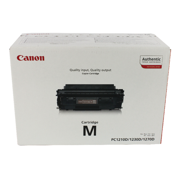 Canon Black Ink Cartridge M-CART 6812A002BA