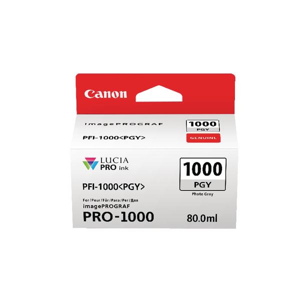 Canon Photo Grey Ink Tank Pro 1000 0553C001