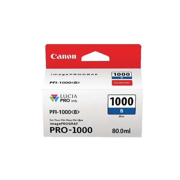Canon Blue Ink Tank Pro 1000 0555C001