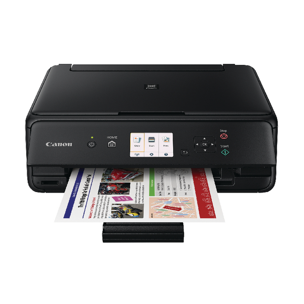Canon Pixma TS5050 Wi-fi Inkjet Printer (Direct photo printing from SD Card) 1367C008
