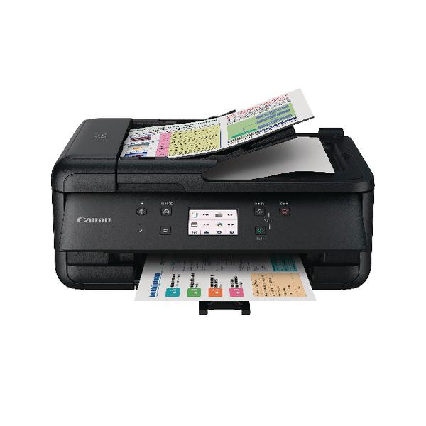 Canon Pixma TR7550 Inkjet Printer 2232C008