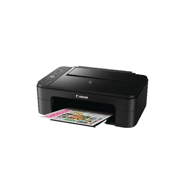 Image for Canon Pixma TS3150 Inkjet Printer Black 2226C008