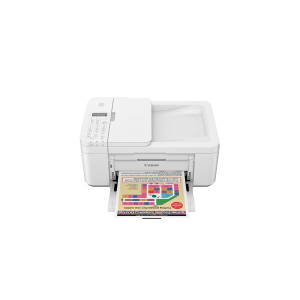 Canon PIXMA TR4551 Multi-Functional Inkjet Printer White
