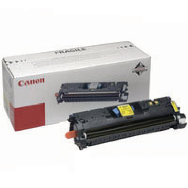 Canon Laser Shot LBP-5200 High Yield Yellow Toner Cartridge 701Y 9284A003