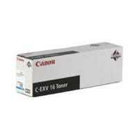 Canon C-EXV 16 Cyan Toner Cartridge