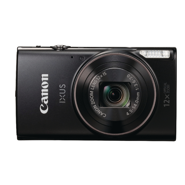 Canon IXUS 285 Camera Black 1076C007