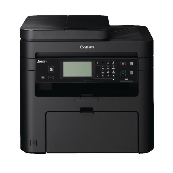 Canon i-SENSYS MF247dw A4 MultiFunction Mono Laser Printer 1418C091