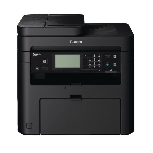 Canon i-Sensys MF237w Mono Laser Printer 1418C111