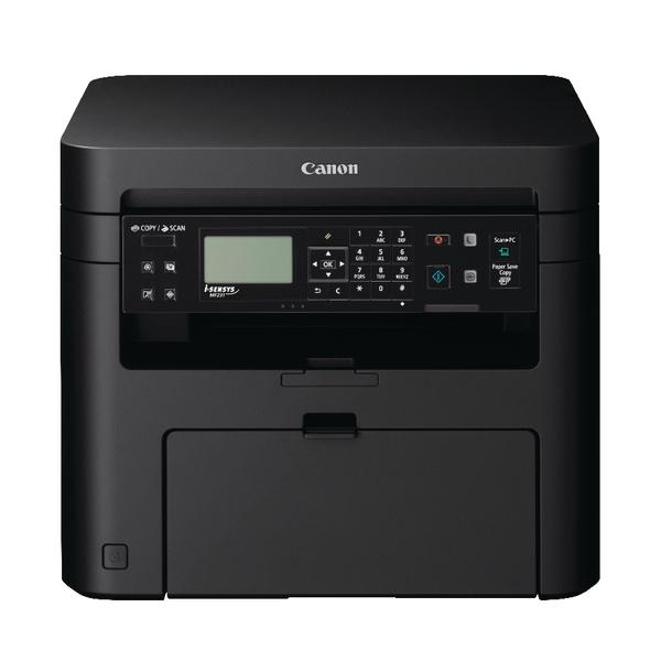 Canon i-Sensys MF231 Mono Laser Printer 1418C126