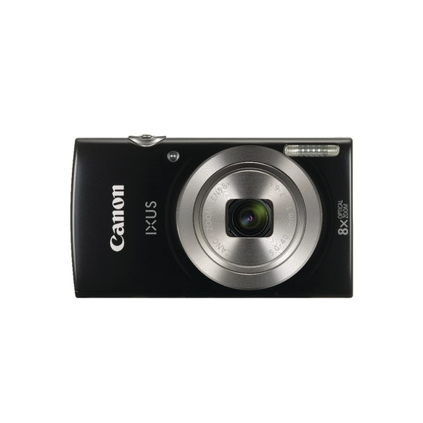 Canon IXUS 185 Digital Camera Black (20 Megapixels)