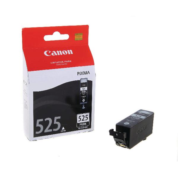 Canon PGI-525PGBK Pigment Black Inkjet Cartridge 4529B001