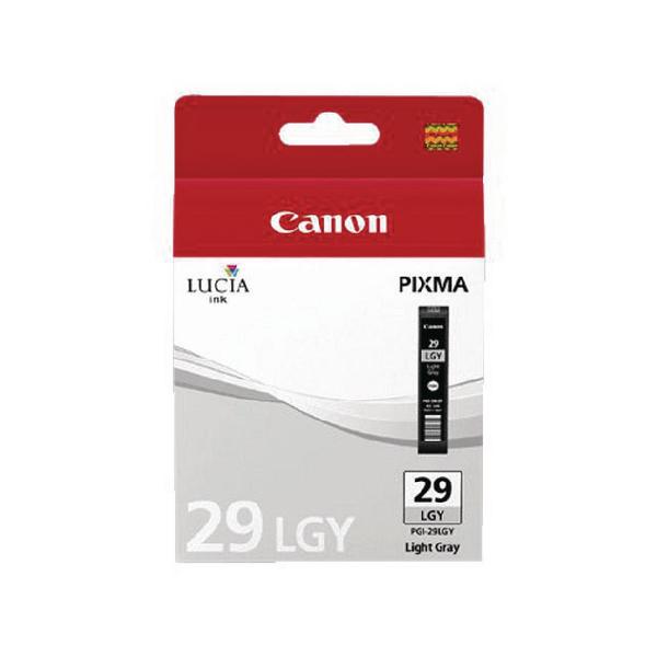 Canon PGI-29 Ink Cartridge For Pixma PRO-1 Light Grey 4872B001AA