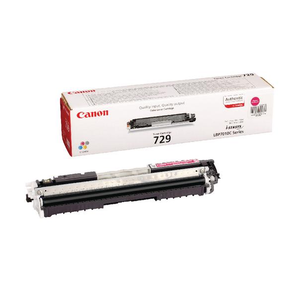Canon LBP7010C Toner Cartridge 729M Magenta 4368B002