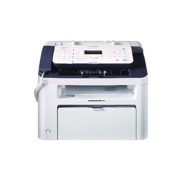 Image for Canon i-Sensys FAX-L170 Laser Fax Machine White 5258B028