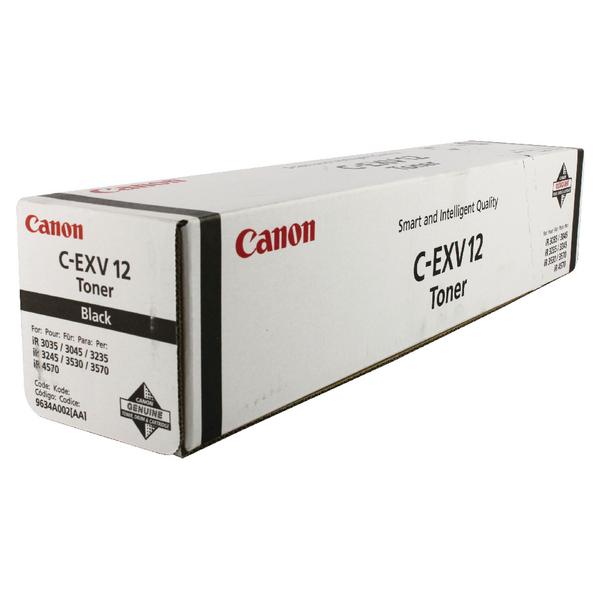 Canon C-EXV12 Black Laser Toner Cartridge