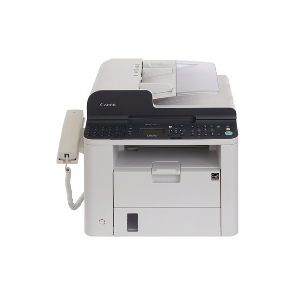 Image for Canon i-Sensys FAX-L410 Laser Fax Machine White 6356B010