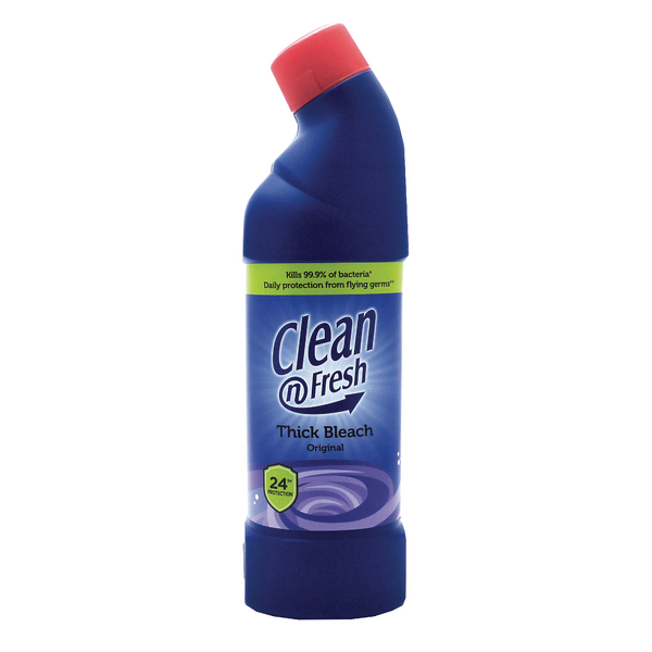 Clean / Fresh Thick Bleach 750ml 1016011